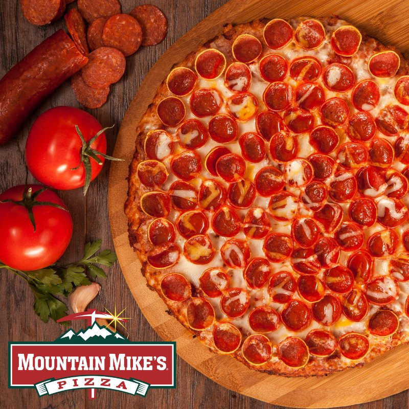 Mountain Mike's Pizza In Campbell