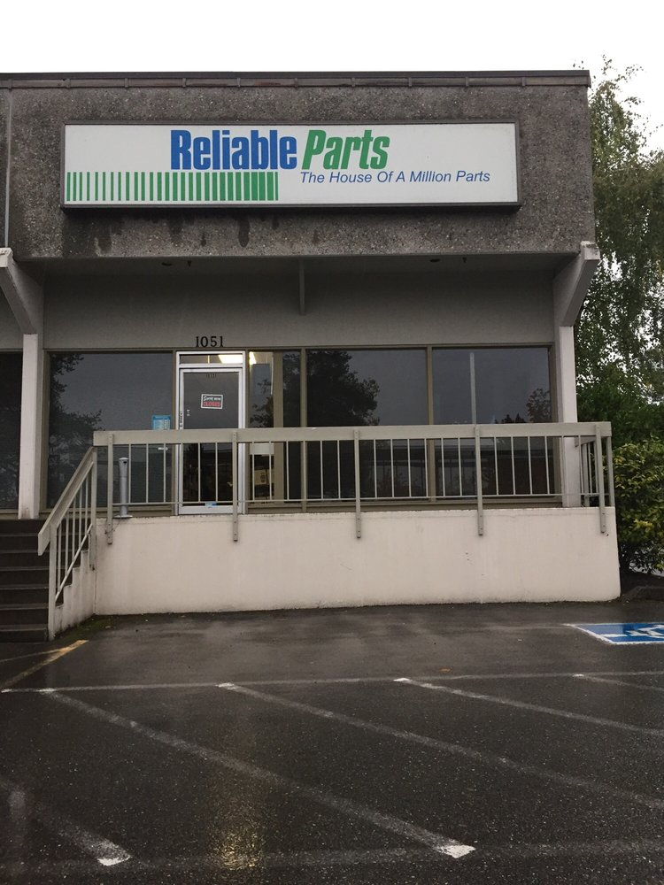 Reliable Parts In Tukwila Reliable Parts 1051 Andover
