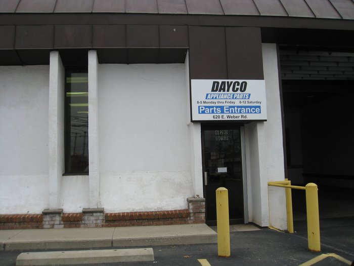 Dayco Applicance Parts In Columbus Dayco Applicance