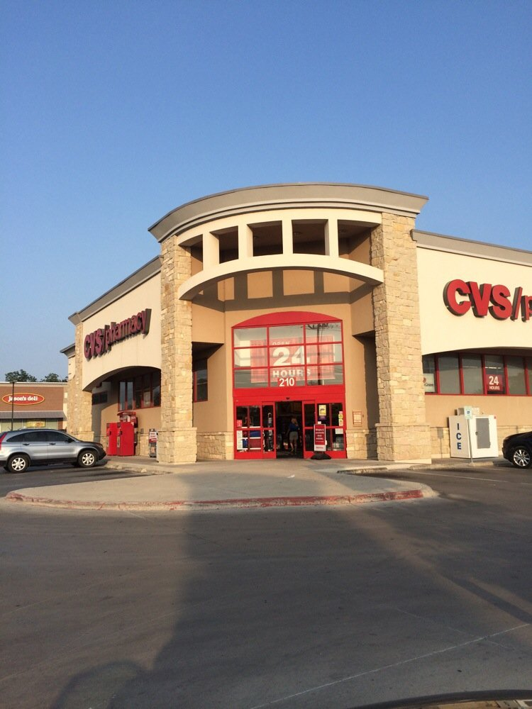 cvs pharmacy in new braunfels