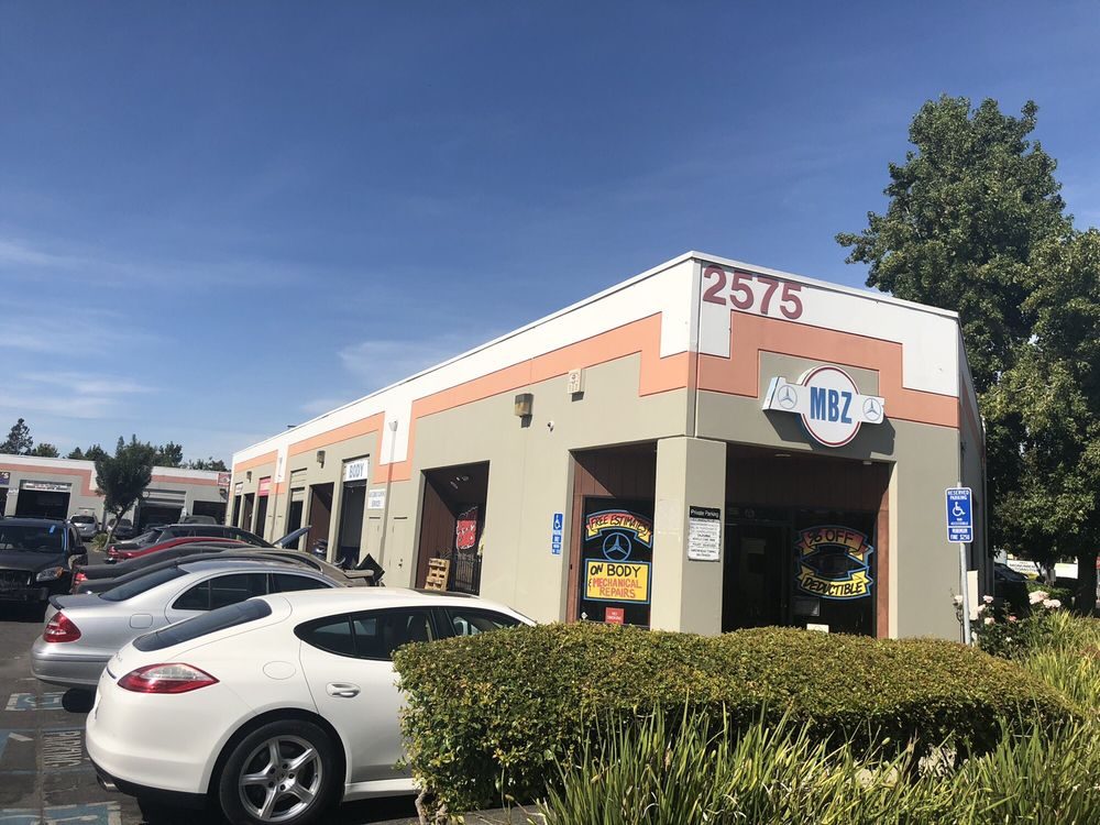 MBZ Auto Body & Mechanical In Concord