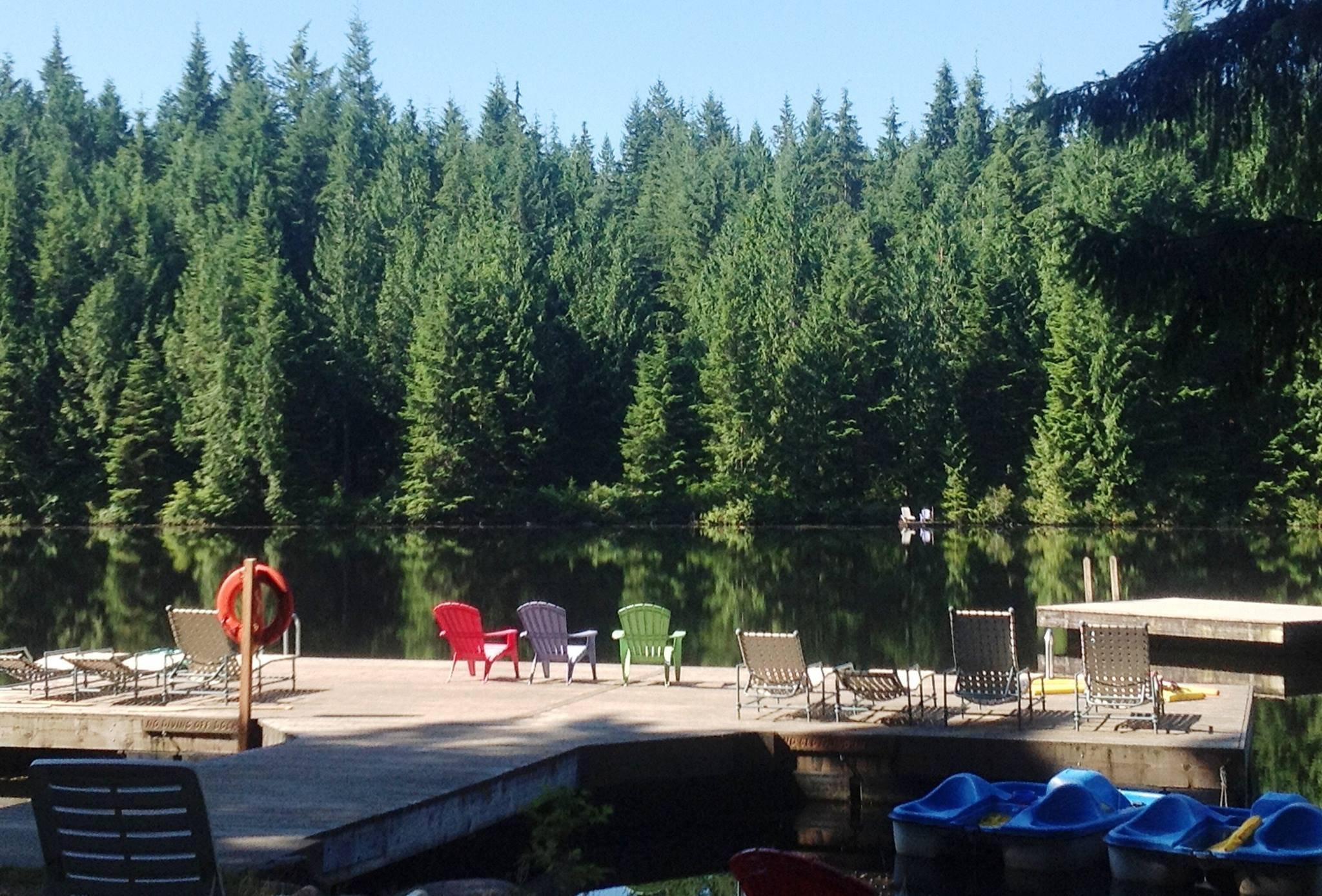 Lake Bronson Club Family Nudist Park - Sultan, WA - RV
