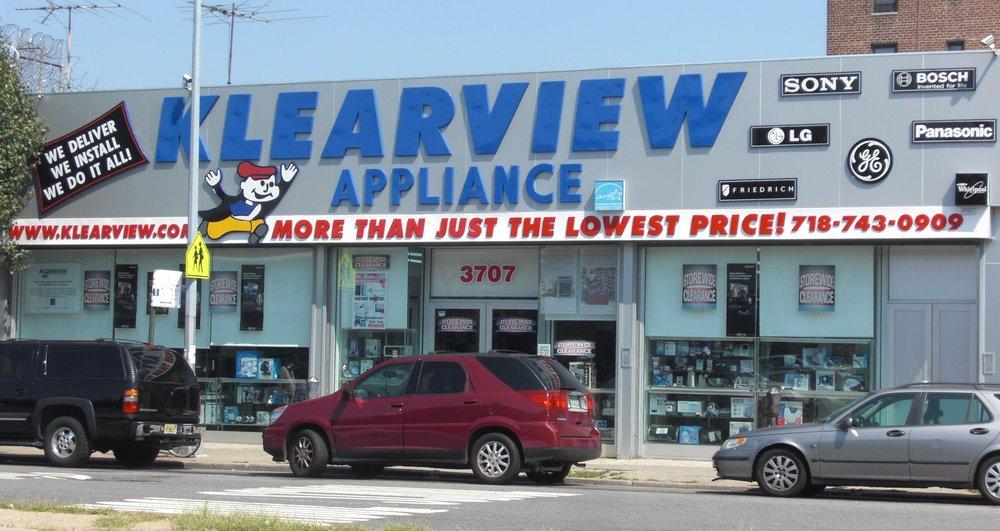 Klearview Appliance In Brooklyn Klearview Appliance 3707