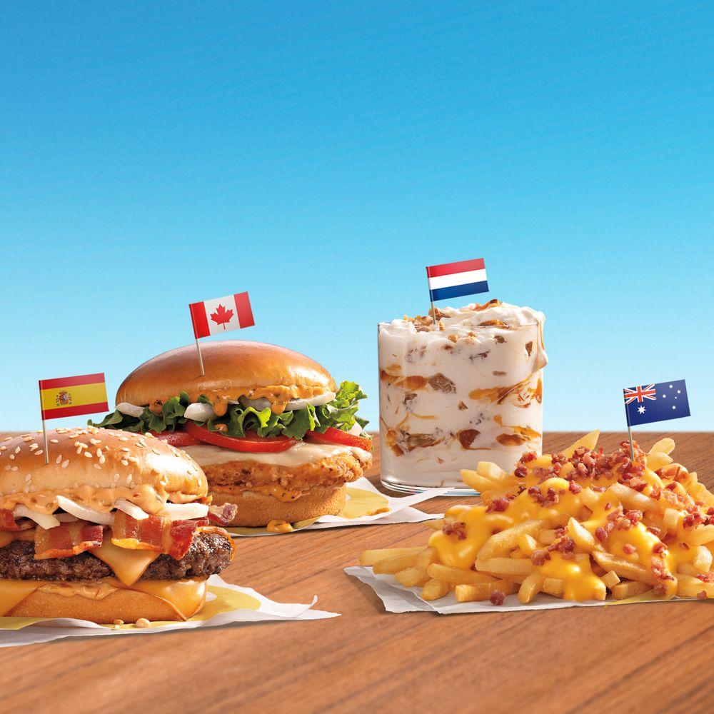 McDonald's 7702 McKnight Rd