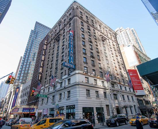 ameritania hotel in new york ameritania hotel 230 w 54th. Black Bedroom Furniture Sets. Home Design Ideas