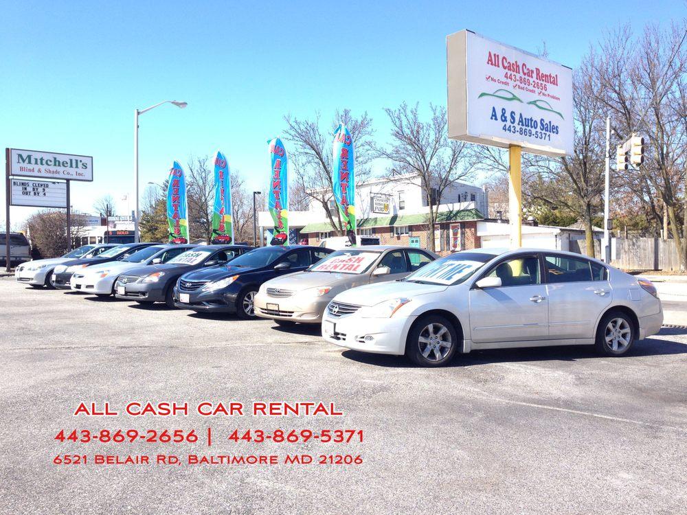 All Cash Car Rental In Dundalk