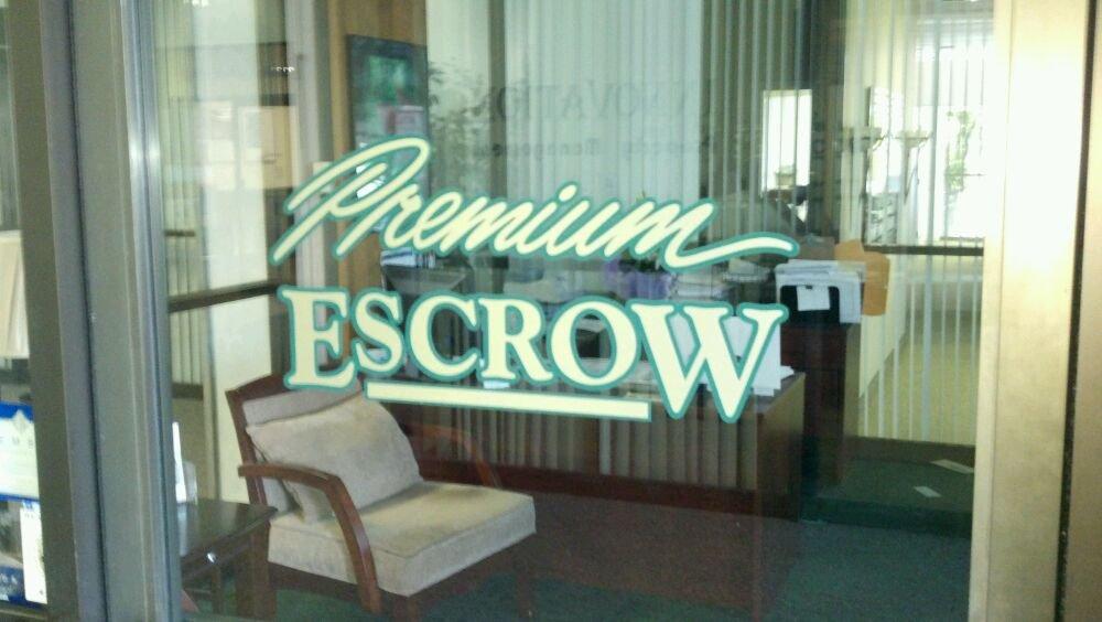 Premium Escrow In Arcadia Premium Escrow 150 N Santa