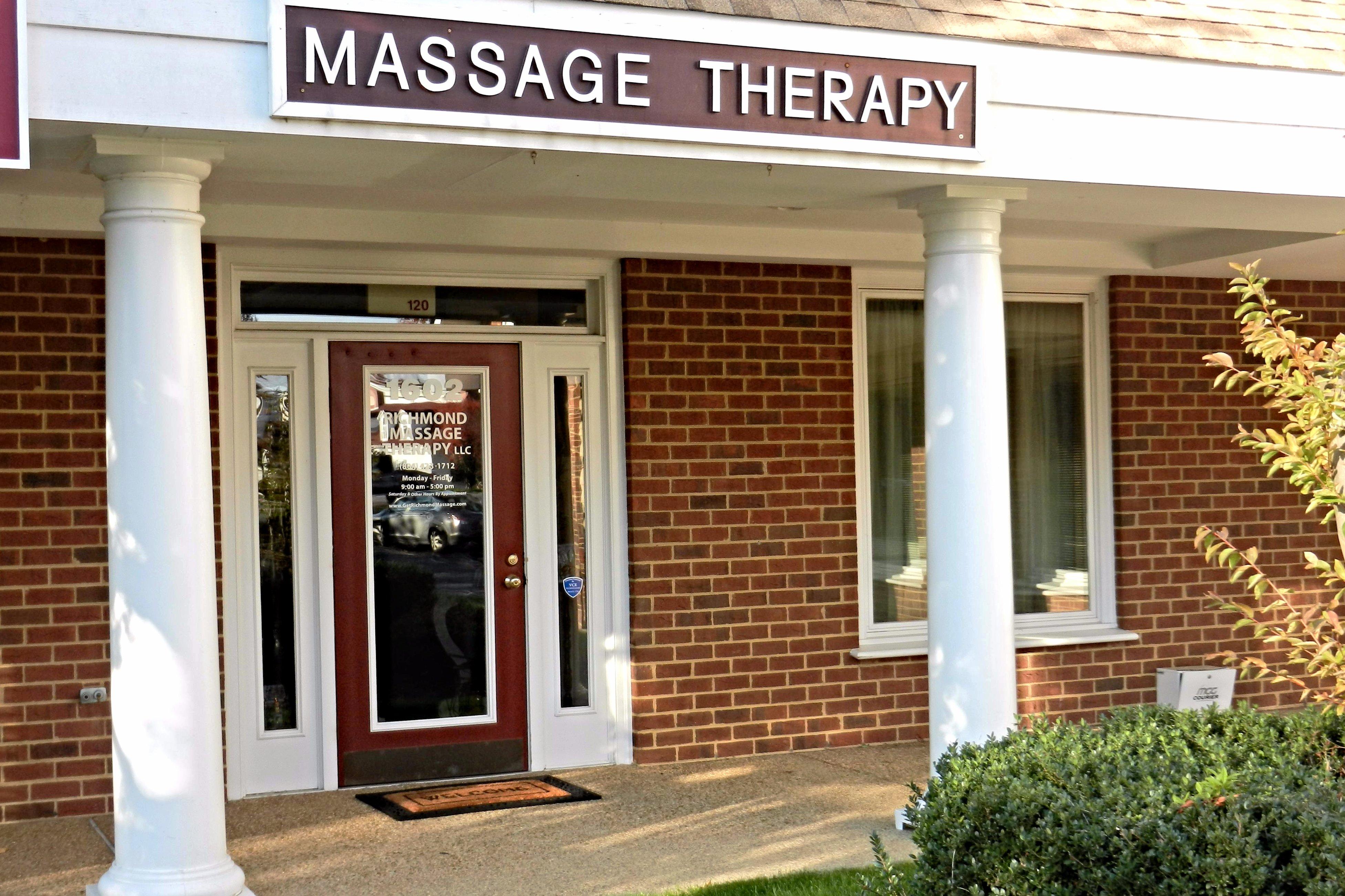 Richmond Massage Therapy in Midlothian   Richmond Massage ...