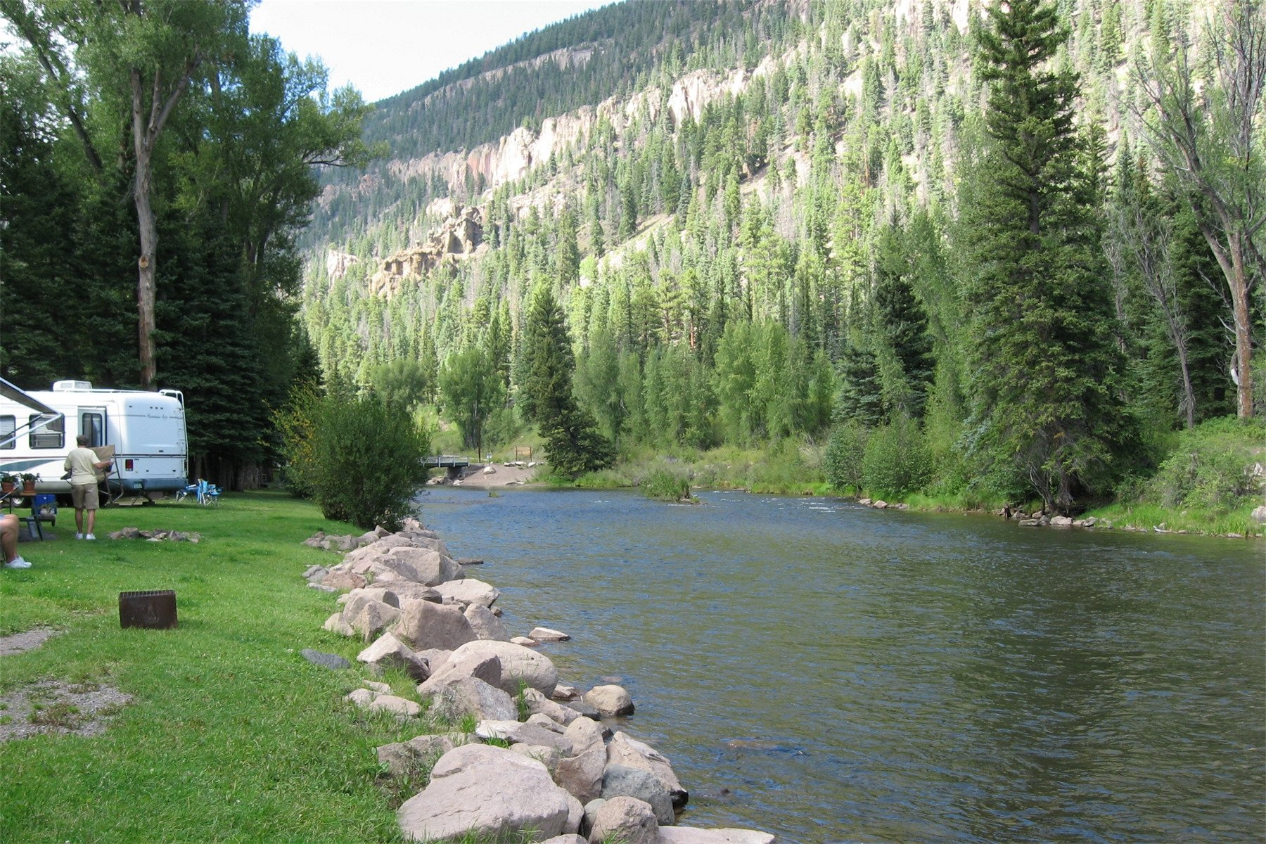 Ponderosa Campgrounds in Antonito | Ponderosa Campgrounds ...