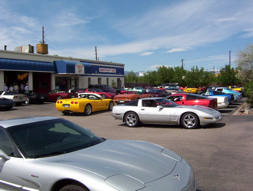 Auto Repair Near Me Open Today >> Corvettes Only in Englewood | Corvettes Only 2300 W