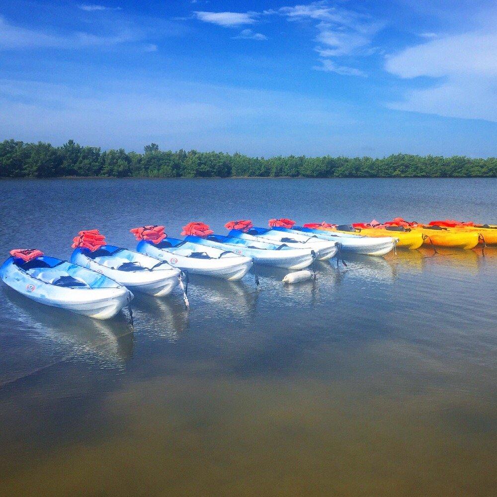 Marco Island Beaches: Tigertail Beach Paddleboard, Kayak & Beach Rentals In
