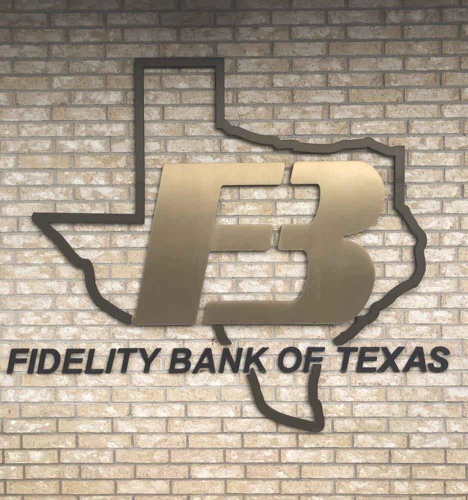 fidelity bank of texas