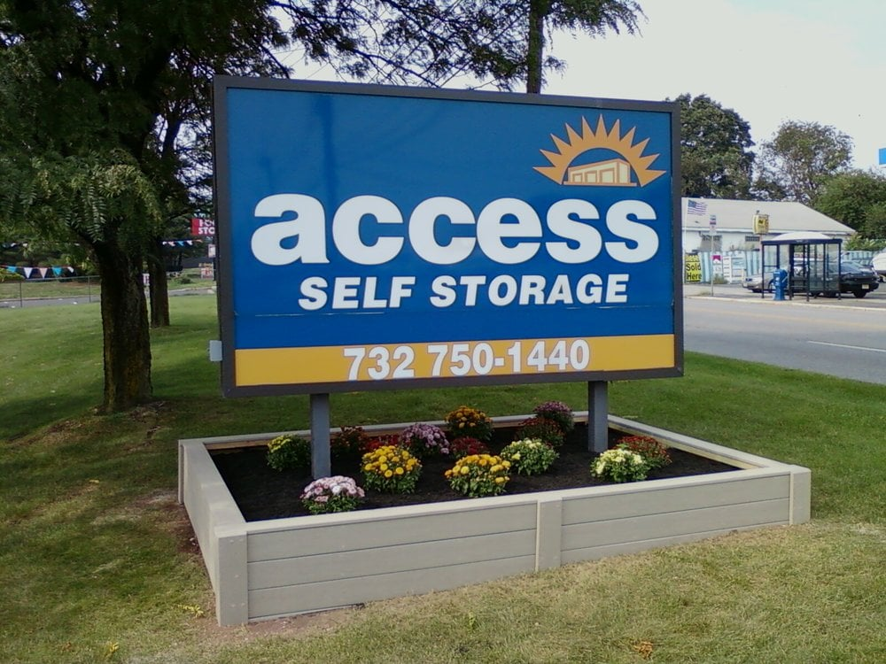 Access Self Storage In Woodbridge Access Self Storage