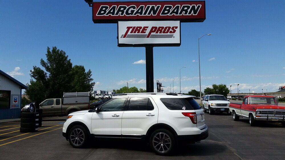 Bargain Barn Tire Pros in Rapid City | Bargain Barn Tire ...