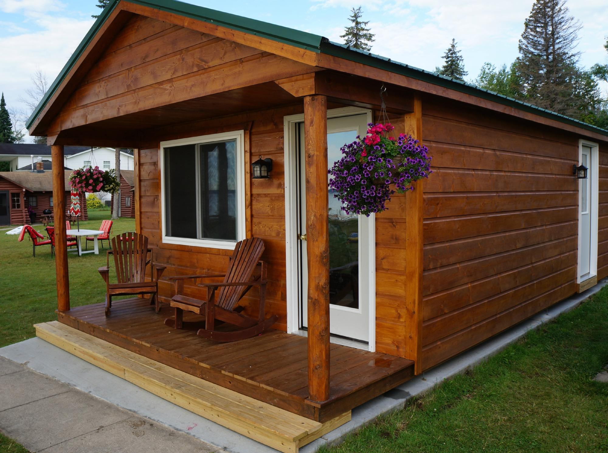 pictures beautiful rentals cabin lake michigan cabins houghton house of travel ideas living