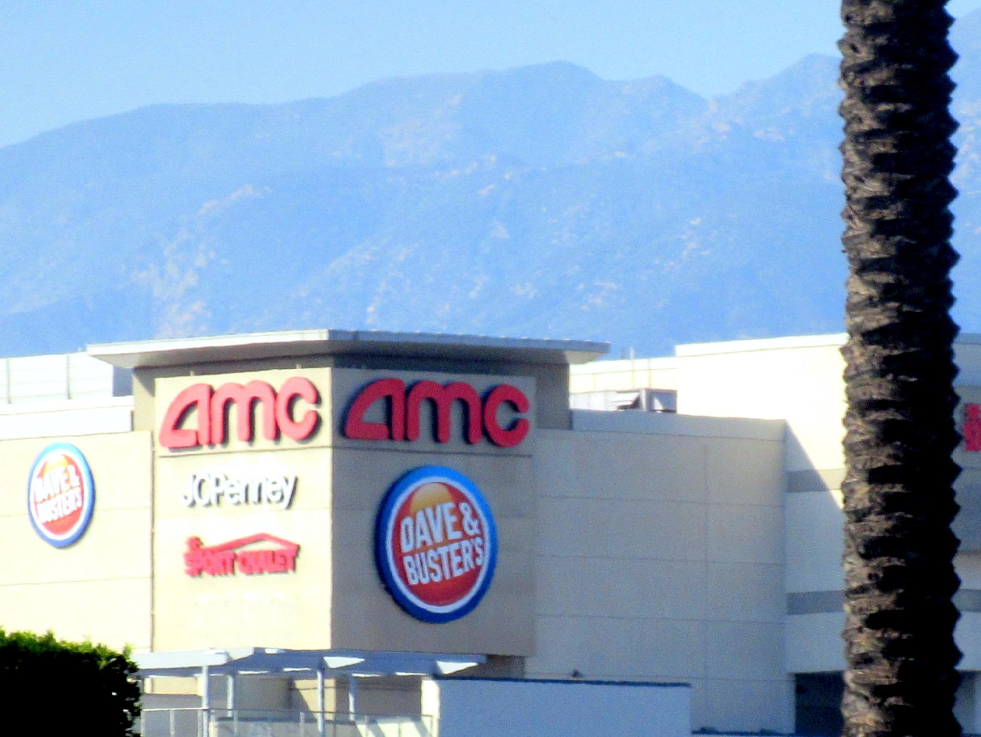 Amc Santa Anita 16 In Arcadia Amc Santa Anita 16 400 S