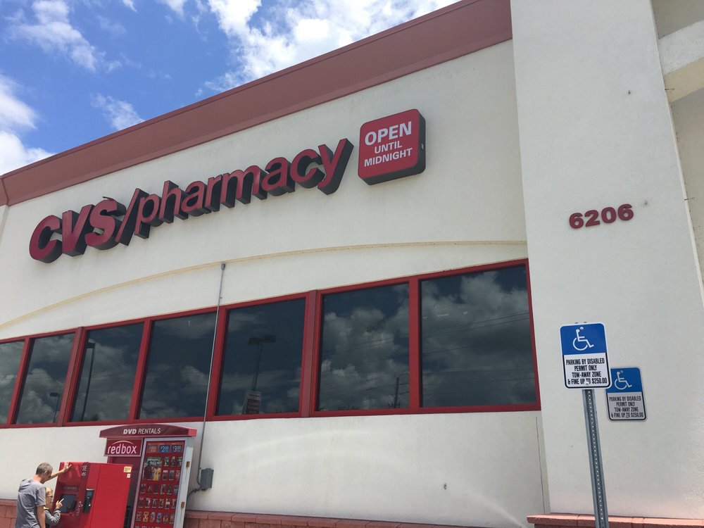 cvs pharmacy in tampa