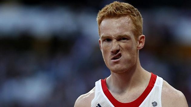 Britain's Greg Rutherford (Reuters)