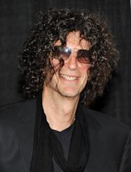 "FILE - In a Dec. 1, 2010 file photo, Howard Stern attends the Quentin Tarantino Friars Club Roast at the New York Hilton Hotel in New York. Stern will be joining the judges' panel on ""America's Got Talent,"" and the NBC summer talent show will uproot itself from Los Angeles to accommodate the New York-based shock jock, the network said Thursday. Stern, whose daily radio show airs on Sirius XM, is replacing Piers Morgan, who departed ""Talent"" after last season to free up his busy schedule. (AP Photo/Evan Agostini)"