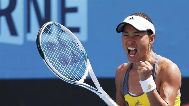 Australian Open - 'Crazy' Kimiko has no plans to quit