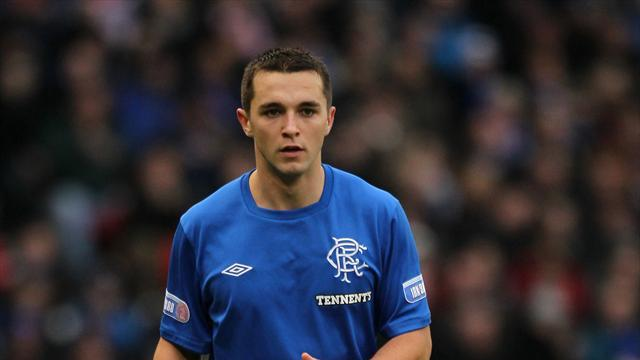 Scottish Football - Rangers defeat Linfield in friendly