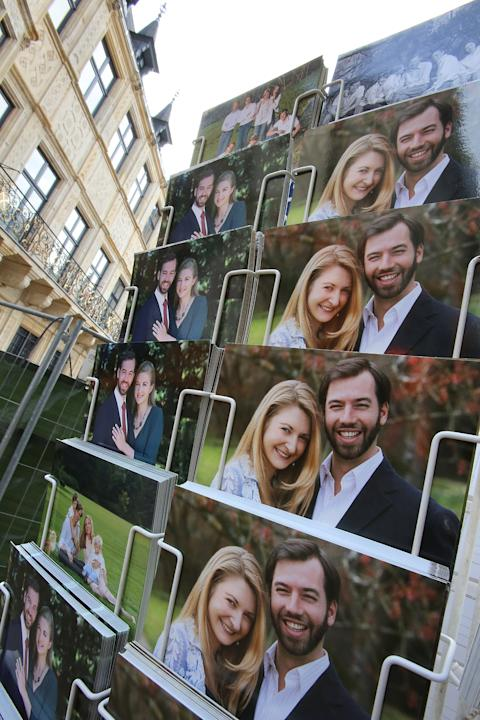 Luxembourg Prepares For Royal Wedding