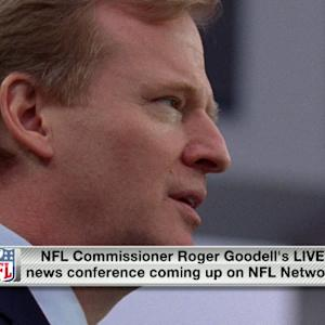 What to expect from NFL Commissioner Roger Goodell's news conference