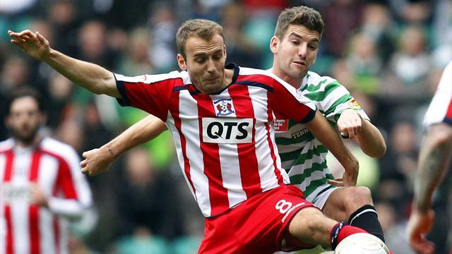 Scottish Football - Kelly to leave Kilmarnock
