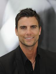Colin Egglesfield poses for a photocall for the TV series 'The Client List' during the 52nd Monte Carlo TV Festival, Monaco, on June 13, 2012 -- Getty Images