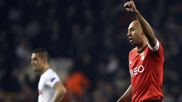 Europa League - Tottenham hopes left hanging after Benfica score three in London