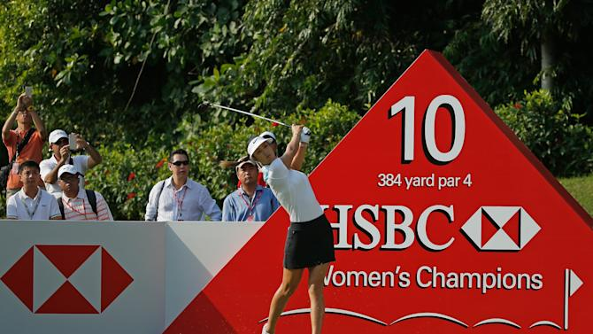 HSBC Women's Champions - Day Two