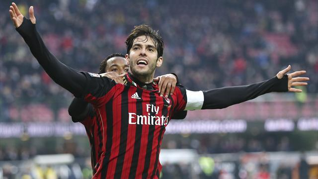 Serie A - Kaka: I'd like MLS move