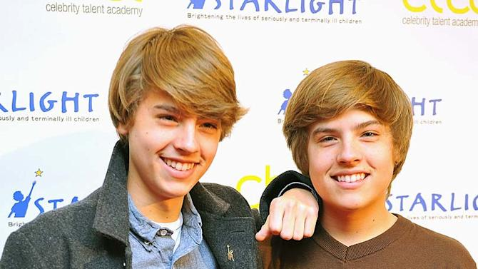 Dylan Cole Sprouse Workshop