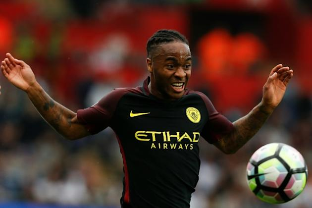 Manchester City's Raheem Sterling remains grateful for the guidance he was given by Brendan Rodgers during their three years at Liverpool