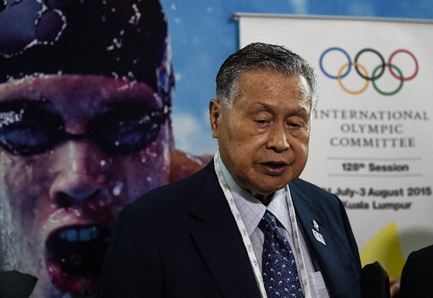 Tokyo's chief Olympic organiser, former prime minister Yoshiro Mori, has publicly apologised to an IOC meeting for the government's decision to order a new stadium design