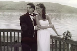 Dana and her husband recently celebrated their anniversary in Rome, where they honeymooned 10 years ago.