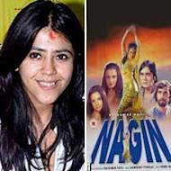 Ekta Kapoor Set To Remake 'Nagin'