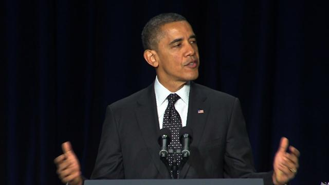 Obama counsels unity, respect for opposing views
