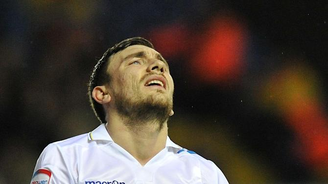 Robert Snodgrass is being pursued by Norwich