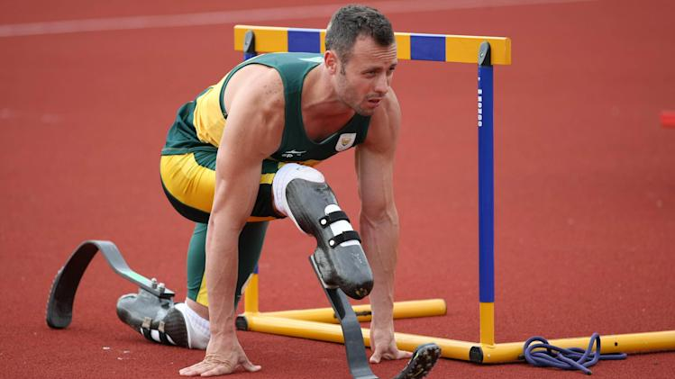 Athletics - Oscar Pistorius File Photo