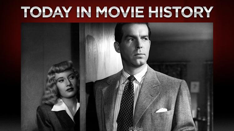 Today in movie history, September 6