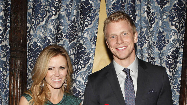 Trista Rehn Sutter and Sean Lowe