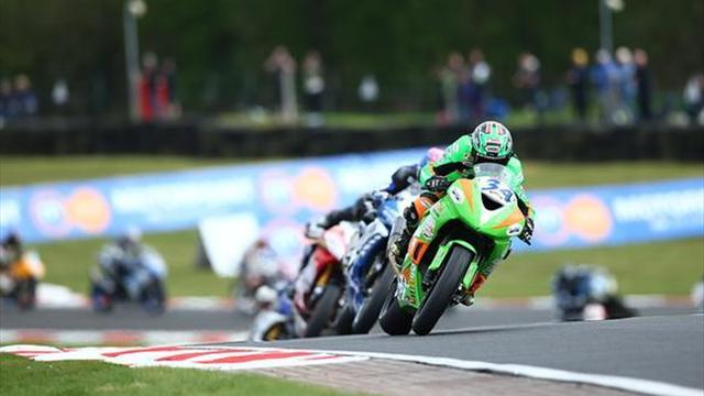 Superbikes - Oulton BSB: Seeley vows to stop Easton's winning streak