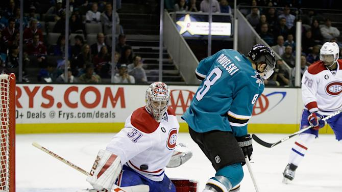 Montreal Canadiens v San Jose Sharks