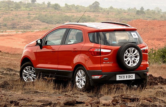 Road Test And Review Ford Ecosport Techmandra