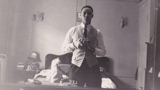 Colin Powell Took a Selfie in the 1950s and It's Perfect