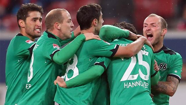 German Bundesliga  - Hannover and Gladbach both win 4-2