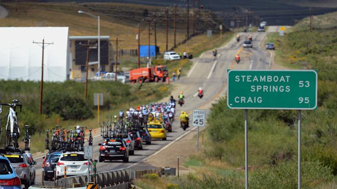USA Pro Cycling Challenge - Stage 3