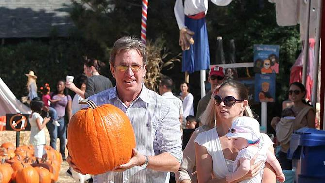 Allen Tim Pumpkin Patch