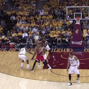 LeBron's Steal